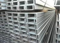 19 - 37KG Weight Universal Steel Beam , AISI U Channel Steel Support Beams