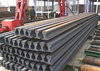 Heavy Steel Rail Crane Rail Beam QU80 Size For Port Lifting Container
