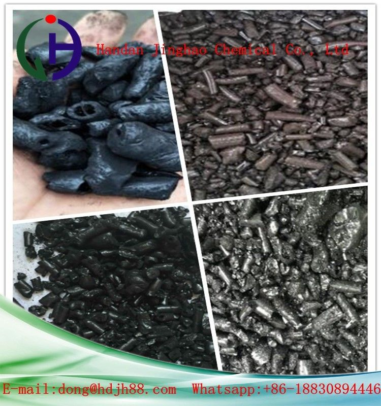 Dark Solid Coal Tar Pitch Odoriferous And Toxic For Electrolytic Aluminum Field