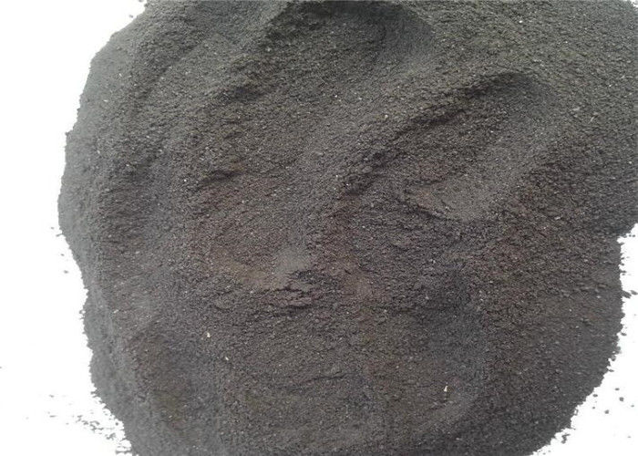 Black Color Powder Shaped Coal Tar Pitch Exposure With High Water Soluble Content