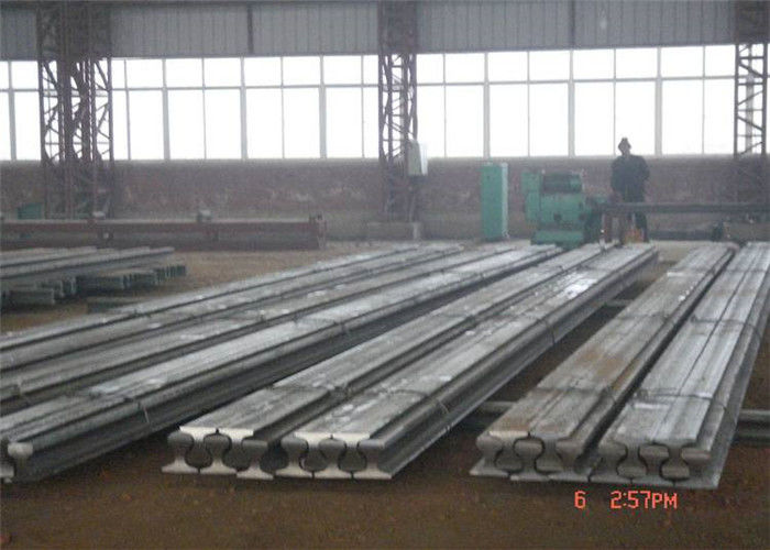 Light Railway Track Material Steel 18kg/M Weigh Scientific Design JH40