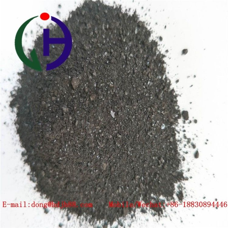 Waterproof Coal Tar Powder Black Granular Material CAS No.65996-93-2